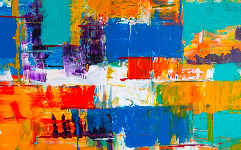 tableau art abstrait